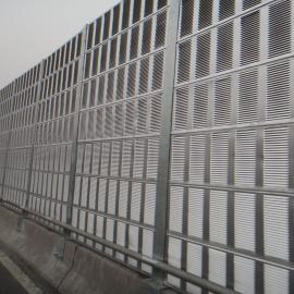 2017价格咨询小区居民高速路冷却塔车间隔音板声屏障厂家
