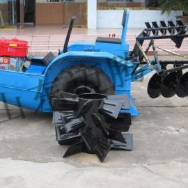 水田船型微耕机,船型耕地机,迈腾20F机耕穿价格