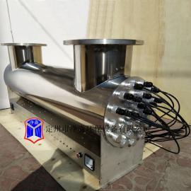净淼供应大功率JM-UVC-4050紫外线消毒器水处理设备