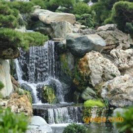 供甘肃兰州假山水景和榆中假山质量优