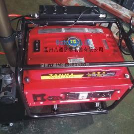 全方位自动升降工作灯 消防移动照明车 2000w卤坞灯光源