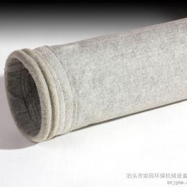 垃圾焚烧专用除尘布袋PTFE聚四氟乙烯针刺毡滤袋