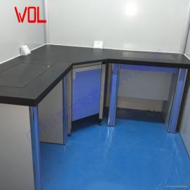 WOL厂家批发定制三级防震天平台 洁净工作台 实验台定制批发