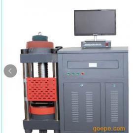 DYE-2000S型电动丝杠全自动恒应力压力机