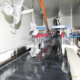 电泳涂装设备 电泳设备价格 卓科专业生产全自动电泳生产线