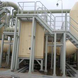 工业有机废气分子筛转轮吸附浓缩+热氧化技术(RCO/RTO)