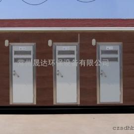 供应全国各地生态环保厕所 移动金属雕花板卫生间报价