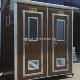 移动厕所 防腐木厕所 移动生态环保厕所 简易公共厕所 厂家直销