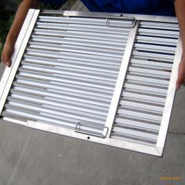 德克抽拉式油脂过滤器/油雾净化器/隔油网板