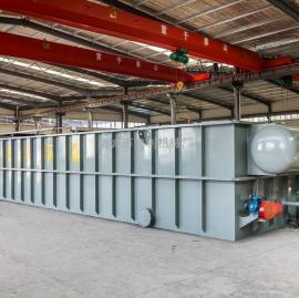 养羊污水处理设备溶气气浮机生产商