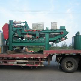 带式压滤机 污泥脱水用带式压滤机 污泥浓缩脱水一体机