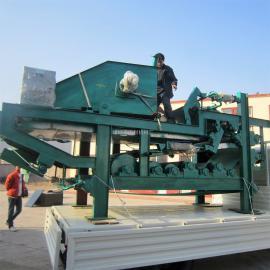 优质洗沙污泥脱水机 带式压滤机浓缩一体机 带式污泥脱水机