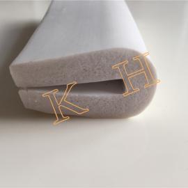 U型橡胶发泡条 耐高温硅胶U型密封条