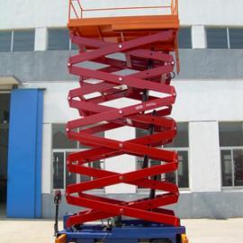 电池电动自行式高空作业平台 ,深圳剪叉自行式升降机