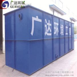 污水提升一体化处理设备 地埋式污水处理农村式污水处理设备