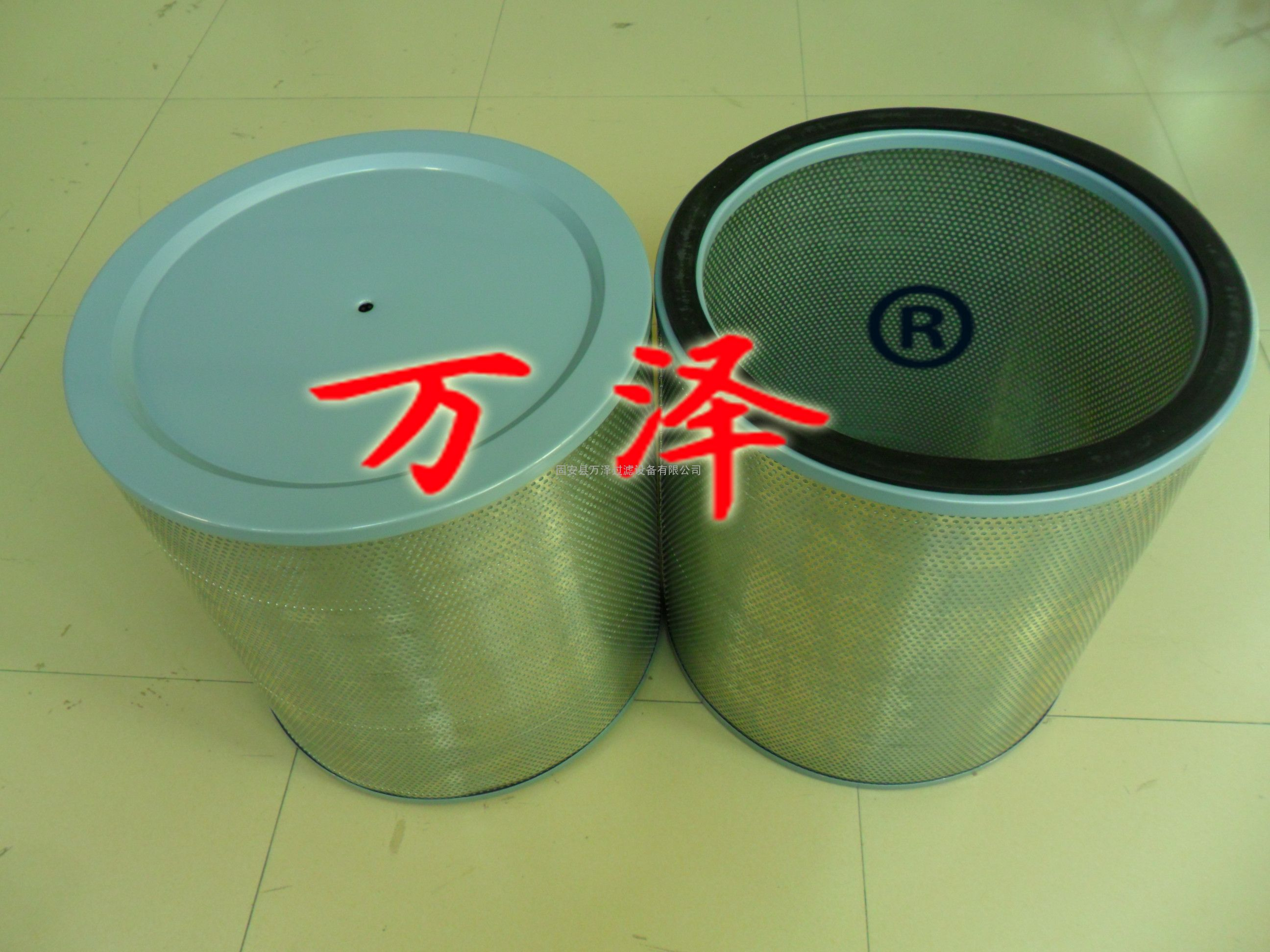 鼓风机除尘滤芯定制 风机除尘滤筒长期供应