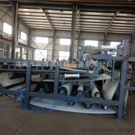 污泥脱水设备选型 带式污泥脱水机生产厂家 RBK 服务优