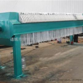 供应制药污水处理设备 板式压滤机 操作简单 价格低廉