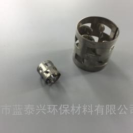 臭氧接触反应塔接触填料不锈钢鲍尔环