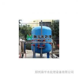 安徽水体消毒系统 水体过滤系 泳池无阀七层精滤机