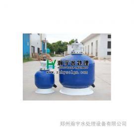 湖南泳池水处理设备 - 过滤系统-沙缸