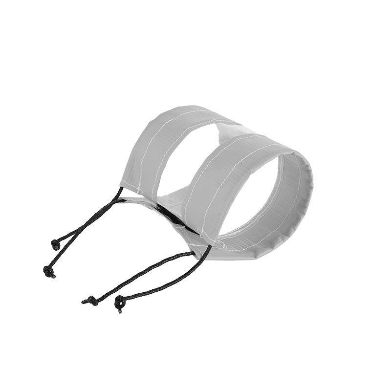 灰色PVC法兰保护套