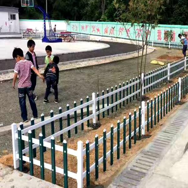 抚州PVC花坛栅栏【抚州塑钢围栏】-抚州pvc草坪护栏