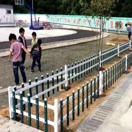宿州景观绿化护栏|宿州pvc护栏厂|pvc花坛护栏定制