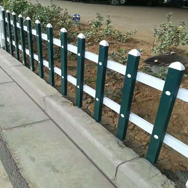 免费拿样 汝南县pvc护栏|汝南草坪绿化栅栏|花坛花池围栏
