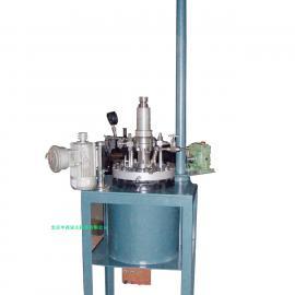 高真空高压防腐聚合物反应釜 型号:VM98-ZCF-10L 库号:M377373
