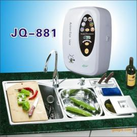 厂家供应静音型JQ-881负离子果蔬解毒机诚招代理