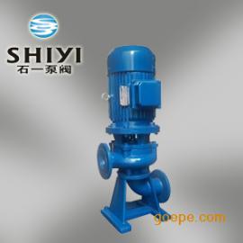 LWP立式不锈钢无堵塞排污泵