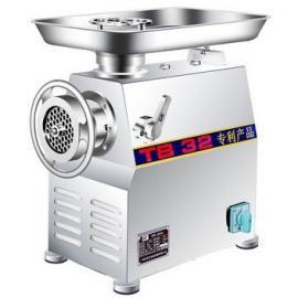 百成荣艺绞肉机TB32 商用台式绞肉机
