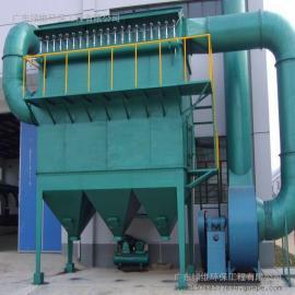 惠州废气处理之脉冲布袋除尘器锅炉废气处理惠州环保公司