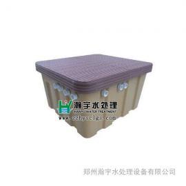 江西泳池水处理设备-过滤系统-地理式一体机