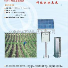 自动雨量站 型号:DSD7