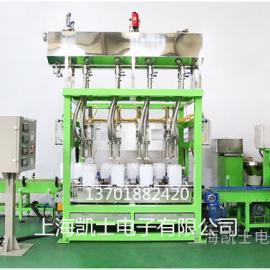 CAS全自动液体灌装机工作原理和行业应用