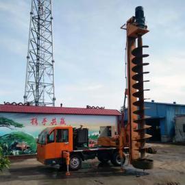 建筑工程打桩机 楼房地基打桩机 液压打桩机厂家直销