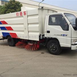 国五排放扫路车生产厂家