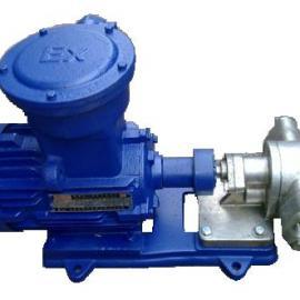 四川-成都格兰特优质防爆CNG压缩机预润滑油泵CBF-18.3