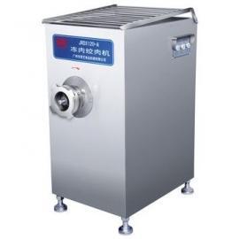 百成荣艺JRDX-120A冻肉绞肉机 立式绞肉机