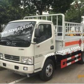 液化气钢瓶运输车-气瓶运输车-瓶装液化气运输车