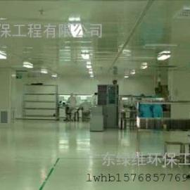 惠州废气处理之无尘净化车间中的废气处理步骤是什么?