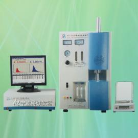 台式高频红外碳硫分析仪CS-8820C