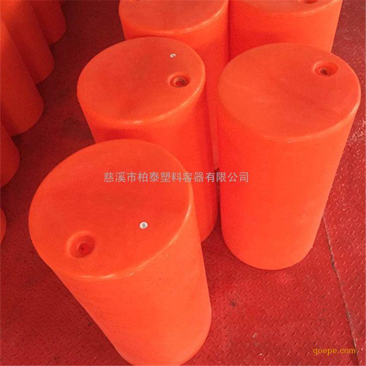 长江下游垃圾拦截浮筒自浮式软性塑料拦污排