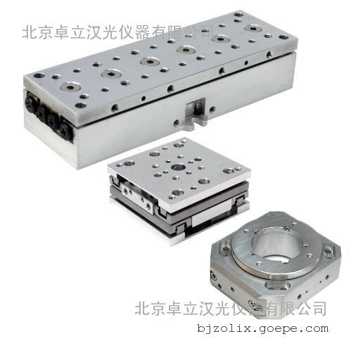 大行程纳米级压电马达位移台