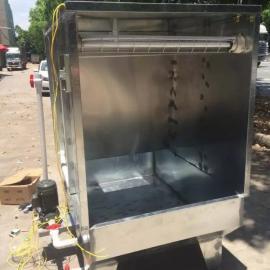 水帘柜喷油台喷漆柜水帘机喷漆水帘柜风机高温烤漆房水泵喷漆房