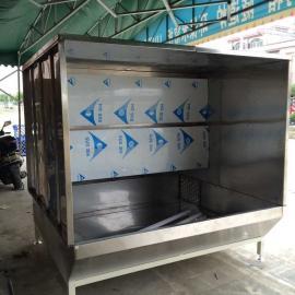 厂家环保水帘柜/喷漆柜设备/喷漆台/单工位/水濂柜喷油柜