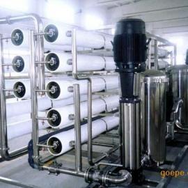 超纯水设备,一级反渗透设备+核能混床超纯水装置