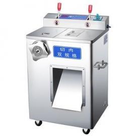 百成JQ-1绞切肉机(双规格) 绞切两用机